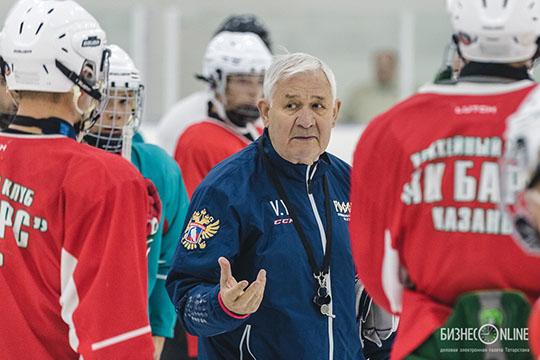 Владимир Юрзинов-страший