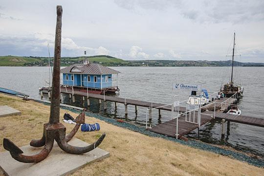 1 и2июня вСвияжске впервые пройдет фестиваль «Народная лодка»