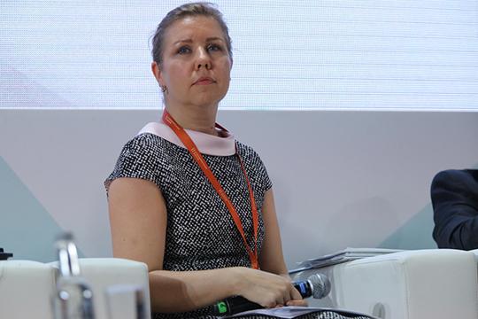 Анастасия Алехновичрассказала, что суть дорожной карты в«таргетировании роста экономики инесырьевых секторов»