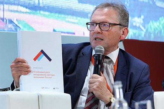 Борис Титов: «Задача выйти напятое место среди всех экономик может быть невыполнена. Если тот тренд, который сегодня сохранится, тонас обойдет Индонезия»