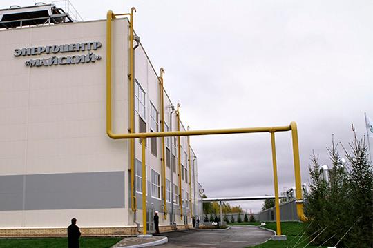 Энергоцентр «Майский», построенный в 2011 году на деньги НПФ «Благосостояние», был один из первых в Татарстане экспериментов с концессией в сфере энергетики