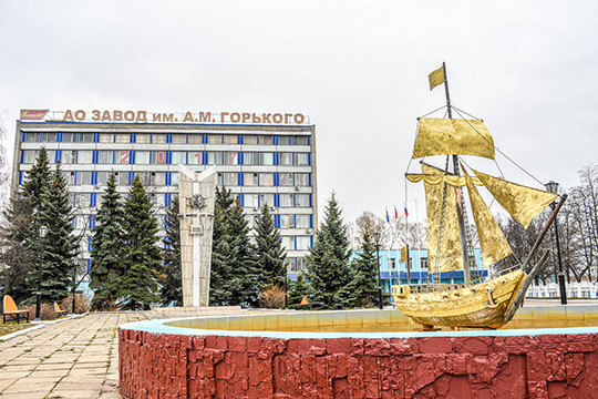 Важность работы над проектом 1124 для завода имени Горького тоже очевидна. В 1965–1993 годах 30-50% плановой загрузки предприятия — строительство «Альбатросов»