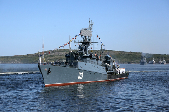 Считается, что сегодня в составе ВМФ 20 «Альбатросов» в варианте 1124М и два — 1124. Больше всего их на Тихоокеанском флоте (ТОФ) — 8