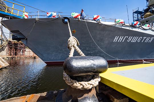 «Прибрежная «мелочь» стала стратегическим ракетоносцем»