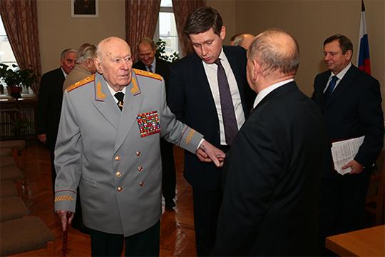 Бывший генерал КГБ Филипп Бобков умер 17 июня в Москве на 94-м году жизни, дожив до глубокой старости