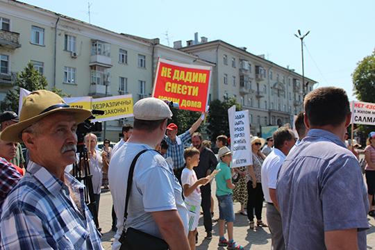 Казанцев призвали невестись напопулистские лозунги инебояться высказывать свои предложения