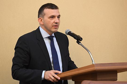 Сергей Митирев рассказал, что его компания хотелабы открыть вТатарстане производство установок попереработке мусора.