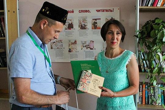 Римма Галимуллина (справа):«Нас называют «Малым Татарстаном»