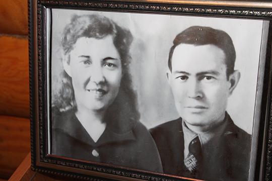 Салей Вагизов и Рамзия Валитова