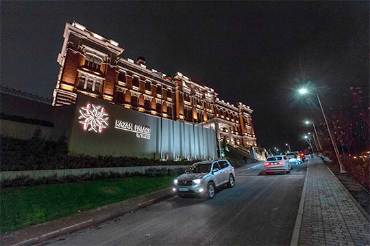 Самым ярким событием за время пребывания нынешнего генконсула в Казани стало открытие нового пятизвездочного отеля Kazan Palace в здании бывшей Шамовской больницы