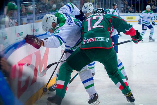 «Ак Барс» и «Салават Юлаев» с учетом плей-офф могут сыграть 13 раз — ради аншлагов и ТВ-рейтингов