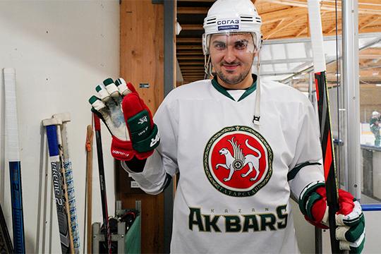 Кирилл Петров: «Яочень рад, что вернулся домой. Всегда хотел играть только за«АкБарс»