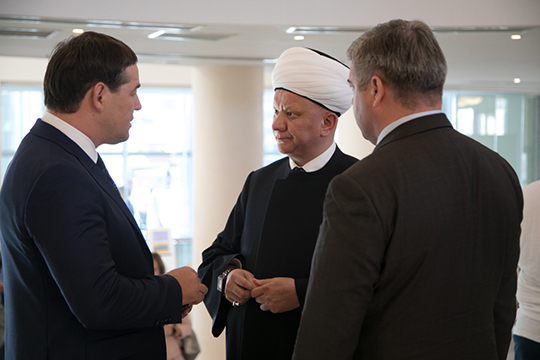 Альбир Крганов просит Минниханова дать оценку произошедшего и «огородить вузы Татарстана от необоснованного внешнего вмешательства»