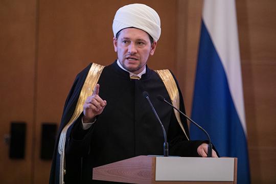 Дамир Мухетдинов: «Нельзя долгие годы пользуясь авторитетом своего учредителя, пытаться сделать его соучастником, пусть и косвенным, столь беспринципных поступков»
