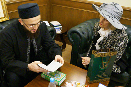 И противники, и заступники Валерии (Иман) Пороховой сходятся в том, что «определенная польза» от ее перевода Корана есть