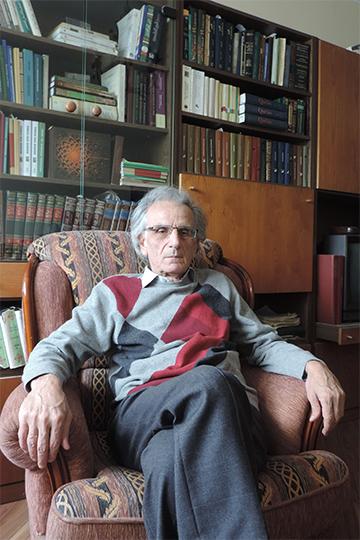 Главного научного сотрудника Центра арабских и исламских исследований Института востоковедения РАН Тауфика Ибрагима (59) называют ведущим специалистом по исламской философии