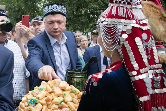 Влияние вице-мэра Москвы по вопросам градостроительной политики и строительства Марата Хуснуллина никто не ставит под сомнение
