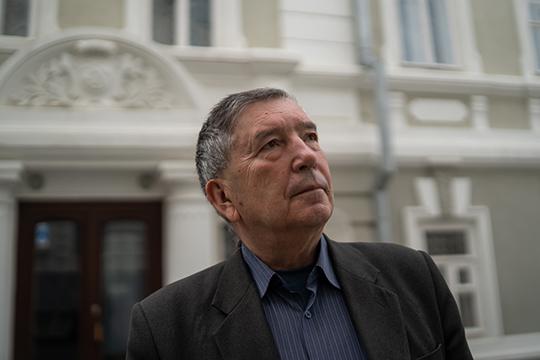 Всентябре легендарный казанский оператор ирежиссер-документалист Юрий Гвоздь отмечает свое 70-летие