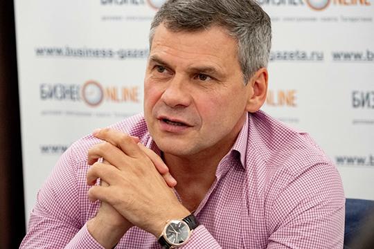 Дмитрий Квартальнов: «Я ждал, надеялся и рад, что выбрали именно меня»