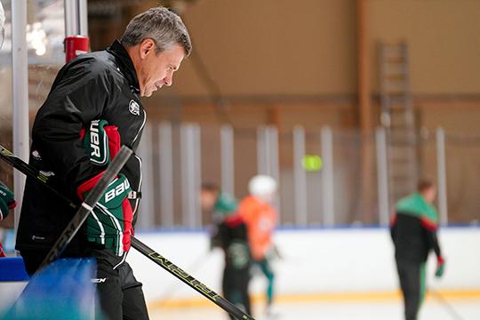 «Хоккей мне нравился, ничего другого яделать неумел. Эта была страсть»