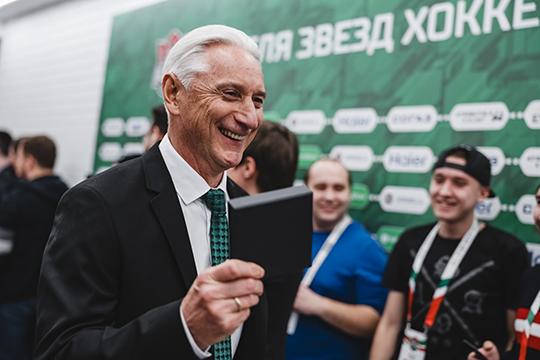 «Билялетдинов уже заслужил отдых. Если ужочень хочет работать, томожет быть экспертом, аналитиком. Или просто рыбу ловить»