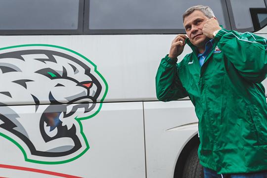 «Незнаю, надоли меняться Квартальнову, нознаю, что ему надо выиграть Кубок Гагарина»