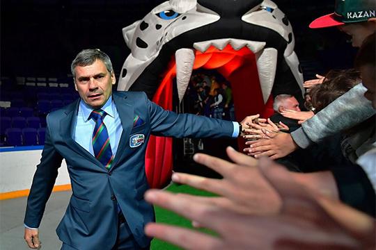 Новый «АкБарс»: чего ждать отКвартальнова ибудутли еще новички