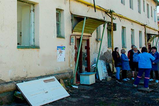 Сегодня исполком Казани опубликовал программу расселения аварийного жилья на 2019–2025 годы с общим объемом финансирования 885 млн рублей