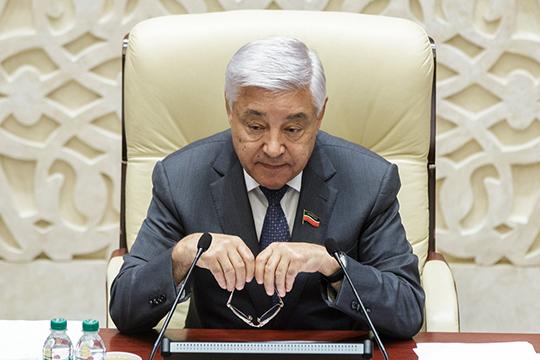 Кресло председателя Госсовета РТ, вероятнее всего, вновь достанется 72-летнему Фариду Мухаметшину