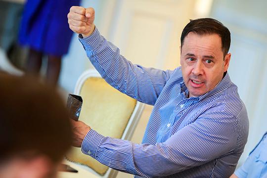 Зуфар Гаязов: «Просто нужно всегда понимать, в каких масштабах все эти надзорные органы должны функционировать