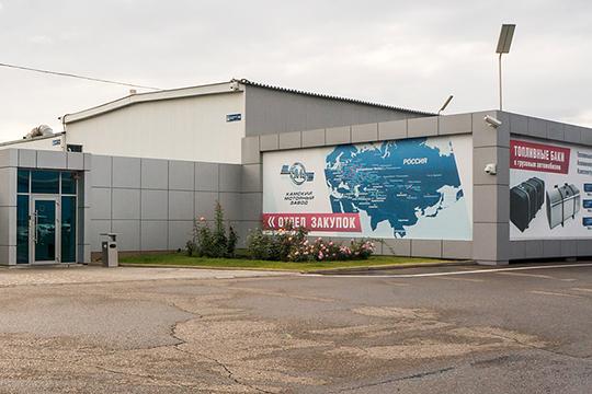 В Челнах на территории Камского моторного завода обнаружен цех по производству контрафактных цилиндропоршневых групп с маркировкой «КАМАЗа»