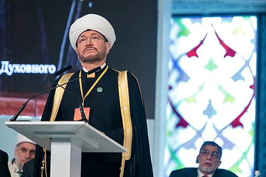 Равиль Гайнутдин: «Мывидим попытки умалить значение нерусских народов вистории России»
