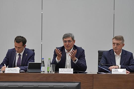 Чиновники провели первое заседание подгруппы Госсовета РФ «Цифровой муниципалитет», которую возглавляет Айрат Хайруллин