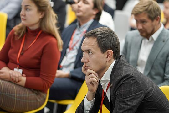 Среди участников был и экс-уполномоченный при президенте РТ по защите прав предпринимателей, а ныне мэр Альметьевска Тимур Нагуманов