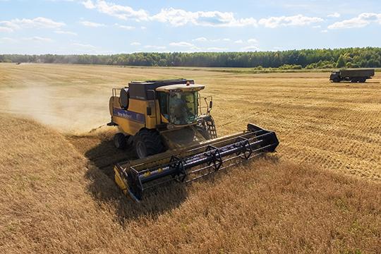 Вминувшее воскресенье страна отмечала День работника сельского хозяйства, адля района заисключением его нефтехимического центра фермерство остается главной подотчетной сферой деятельности