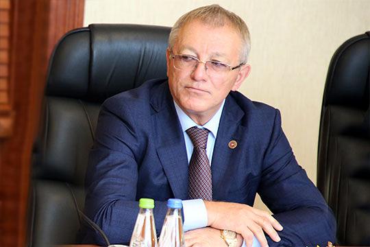 Cвой пост покинул генеральный директор АО «Рацин» Асхат Шарапов