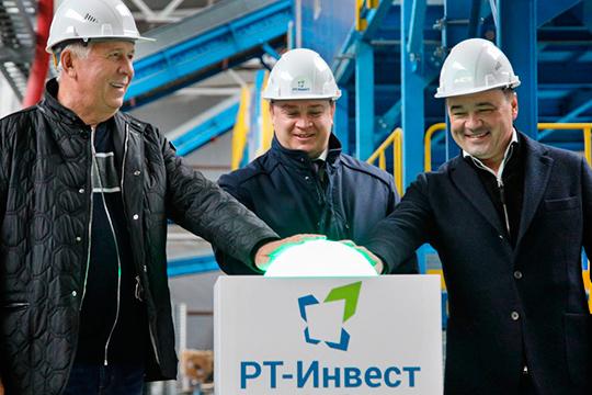 Будущее мусоросортировки под Казанью: первый комплекс Чемезов и Шипелов открыли в Подмосковье