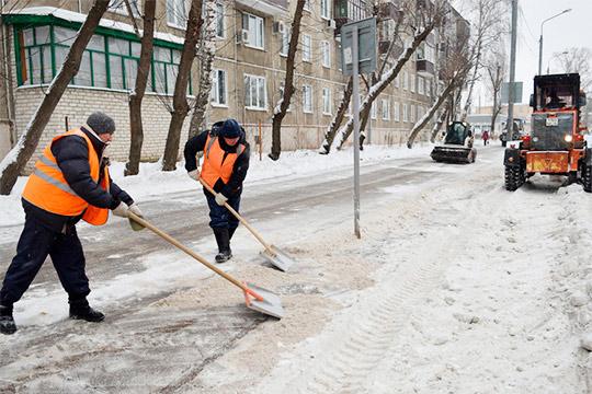 Ильсур Метшин: «Вэтом иесть суть доклада– зашесть часов должны вычищать снег»