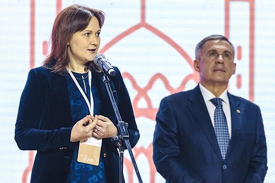 Глава департамента популяризации предпринимательства минэкономразвития РФ Милена Арсланова отметила, что главная цель данного форума — дать людям знания, которые им нужны для ведения бизнеса