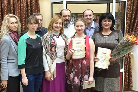 Победители городского лит. конкурса ЧЁРНЫМ ПО БЕЛОМУ 2016