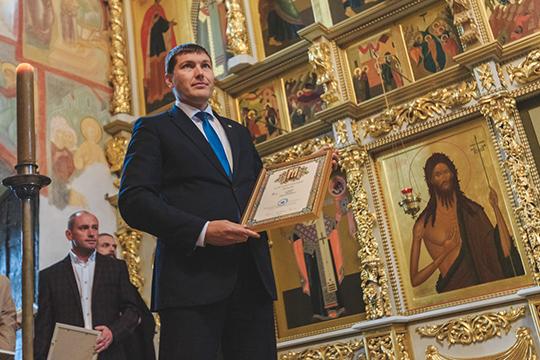 С некоторой долей аванса в нашем рейтинге оказался председатель комитета РТ по охране культурного наследия Иван Гущин