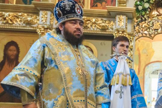 На седьмой строчке расположился епископ Чистопольский и Нижнекамский Игнатий (Григорьев), который сравнительно недавно сменил на этом посту Пармена, о котором было сказано выше