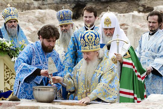 В День народного единства и праздника Казанской иконы Божией Матери мы публикуем первый рейтинг самых влиятельных персон в православной жизни Татарстана