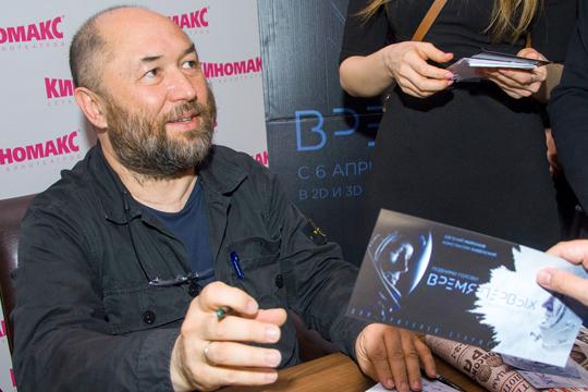 Тимур Бекмамбетов признался, что никогда не бывает доволен плодами своего труда