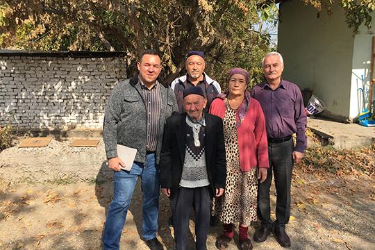«Изуст старожилов Ногай-Кургана удалось узнать изафиксировать много ценных сведений, касающихся прошлого этого аула итатарской общины»