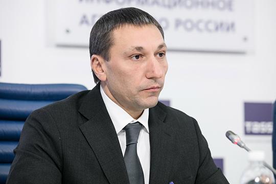 Денис Филиппов просветил журналистов относительно того, как они вместе с партнерами более двух лет занимались разработкой и методиками индекса