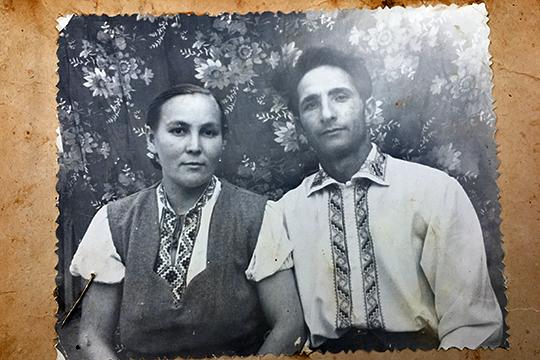 Фотография из альбома жителей аула Ногай-Курган