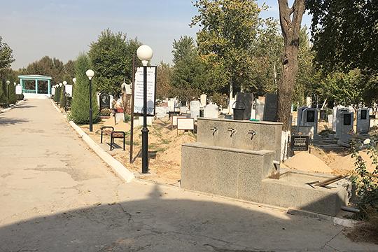 Кладбище аула Ногай-Курган