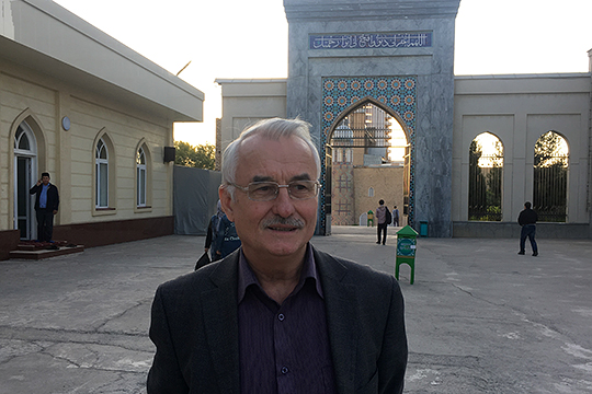 Ринат Шигабдинов: «Сам я родился в Ташкенте, но мои родители из Татарстана, если быть точнее, из Кайбицкого района»