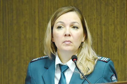 Диана Сагетдинова сообщила о том, чтокначалу октября общая сумма долгов поналогам истраховым взносам вНабережных Челнах превышает 2,6млрд рублей, хотя динамика сборов вцелом положительна